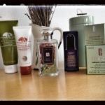 Kosmetika gegen die Zeichen des Winters